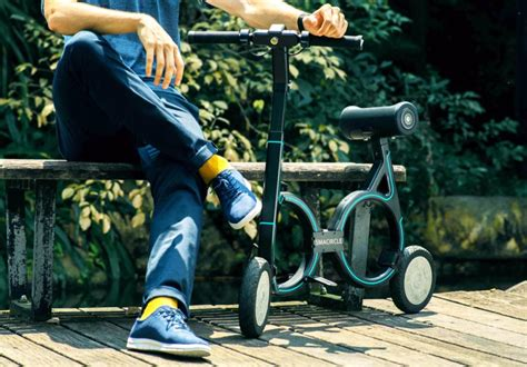 sirt cantasina sigan katlanabilir elektrikli bisiklet