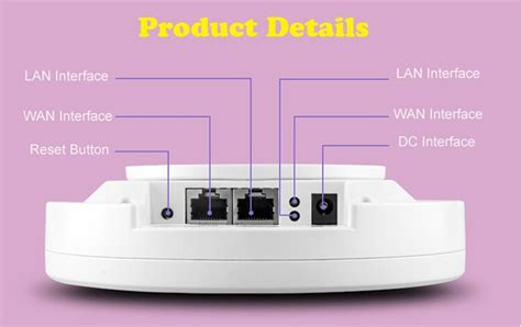 Mg1200mbps High Power 500mw Ceiling Access Point Kextech Kx Ap309d2 1 kilimall high power 300mbps wireless ceiling access point router vlan poe support ap 470223