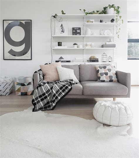 Lounge Room Styling Decordots Scandinavian Home