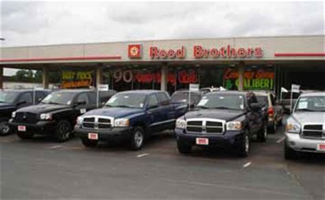 reed brothers dodge  rockville maryland md