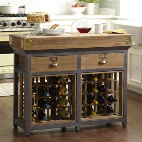 french chef s kitchen island with drawers by williams