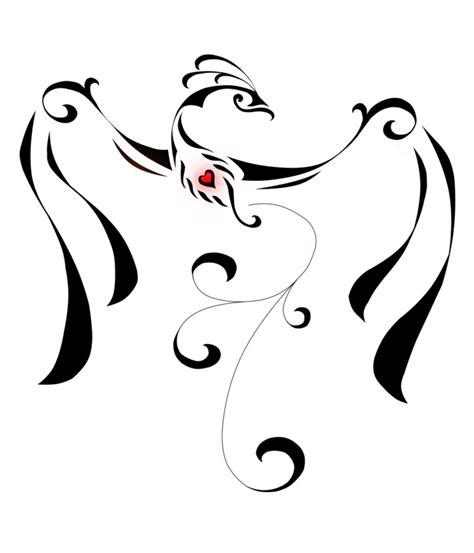 phoenix tattoo heart phoenix tattoos and designs page 72