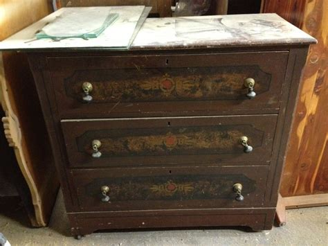 antique grey dresser with mirror for sale funcycled