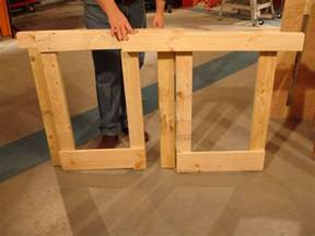 collapsable work bench how to make a fold workbench how tos diy