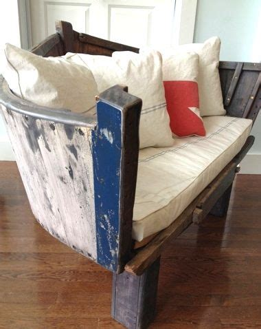 fishing chair ideas 20 best images about repurposed boat ideas on