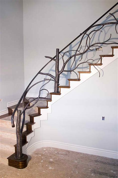 steel banister rails 11 most creative banisters and railings extremely weird