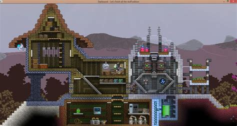 starbound houses starbound base building o imgur starbound houses