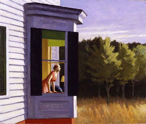 alfred hitchcock la finestra sul cortile la finestra sul cortile edward hopper e alfred hitchcock
