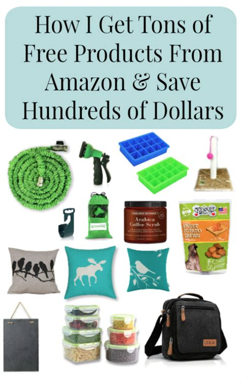 How To Get A Free 5 Dollar Amazon Gift Card - how i get tons of free products from amazon and save hundreds of dollars gingeraled