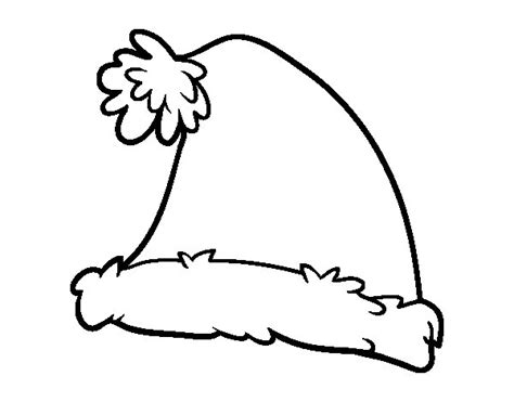 coloring pictures of santa hats 81 santa hat coloring pages santa hat coloring page