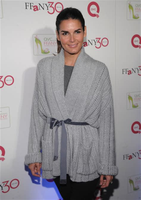 Qvc Presents Ffany Shoes On Sale A Benefit For Breast Cancer Research And Initiatives by Angie Harmon In Qvc Presents Quot Ffany Shoes On Sale Quot Benefit