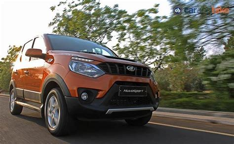 mahindra mahindra price today mahindra nuvosport launched in india prices start at rs