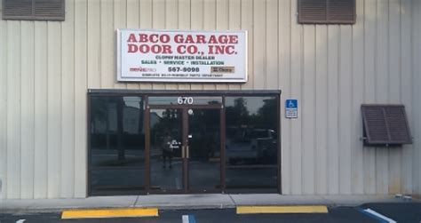 Garage Door Repair Vero Vero Garage Door Installation And Service Abco