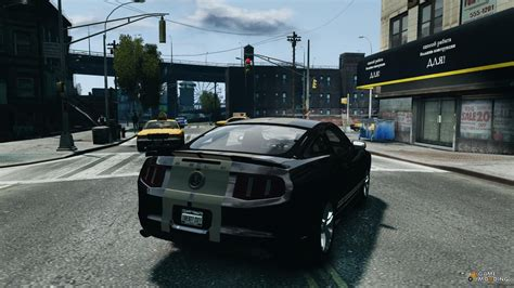 2010 Ford Shelby GT500 for GTA 4