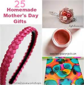 Homemade Mothers Day Gifts by Mother S Day Homemade Gifts 24 Great Ideas Time 2