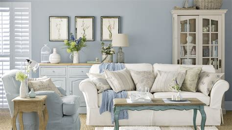 pale blue country boutique living room the room edit