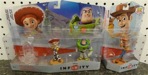 new year story play new disney infinity story play set w woody
