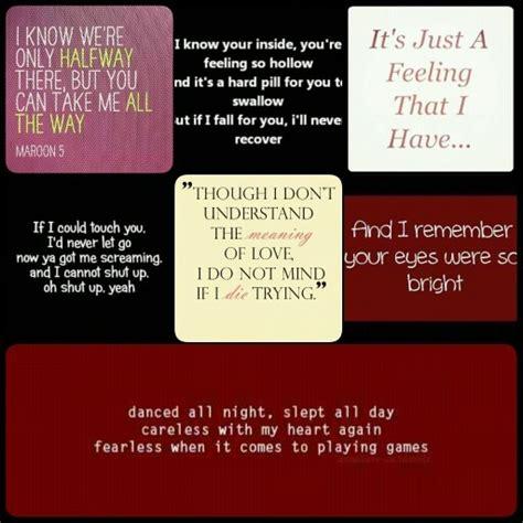 tattoo lyrics maroon 5 250 best maroon 5 images on pinterest adam levine