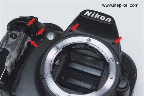youtube tutorial nikon d3100 life pixel nikon d3100 diy digital infrared conversion