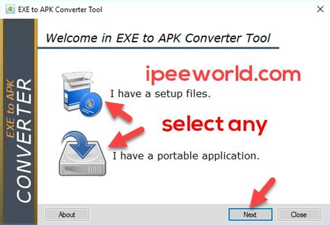 convert exe to apk how to convert exe to apk file windows exe to android apk