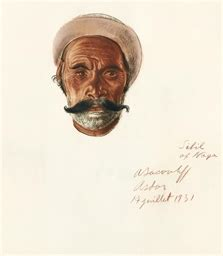 Alexandre Christie 2603 alexandre iacovleff 1887 1938 portrait of a in