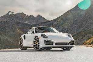Porsche 911 Turbo S 2015 Walter Rohrl Thrash A Porsche 911 Turbo S In The Snow