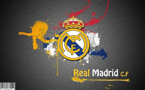 wallpaper graffiti real madrid real madrid logo wallpapers wallpaper cave