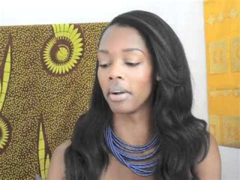 sew in weave maintenance weave 101 maintaining your sew in weave part 2 youtube
