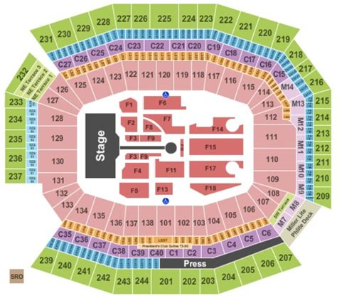 seating capacity of lincoln financial field lincoln financial field tickets in philadelphia