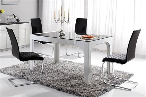 black and white dining table saarinen dining table 42 dining room table sets