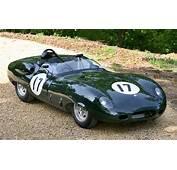 1959 Lister Jaguar Costin Roadster  Specifications Photo