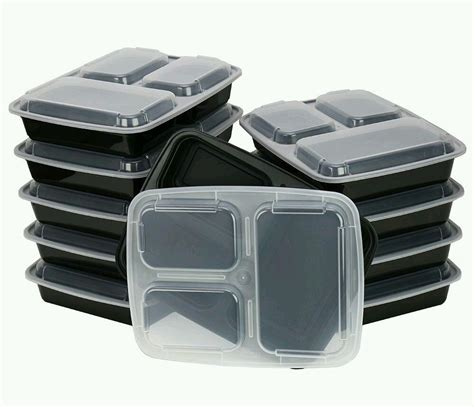 microwave safe food storage containers a world of deals 3 compartment microwave safe plastic