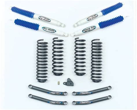 Lift Kit For 98 Jeep Grand 3 Quot Front 2 5 Quot Rear Lift Kit Jeep Zj Grand 92 98