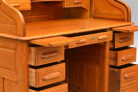 Oak Roll Top Desks For Sale Used by Antiques The Uk S Largest Antiques Website
