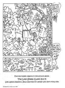 stone biblical resources stories jesus told hidden pictures