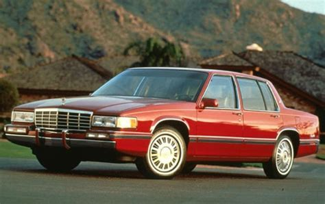 maintenance schedule for 1993 cadillac deville openbay