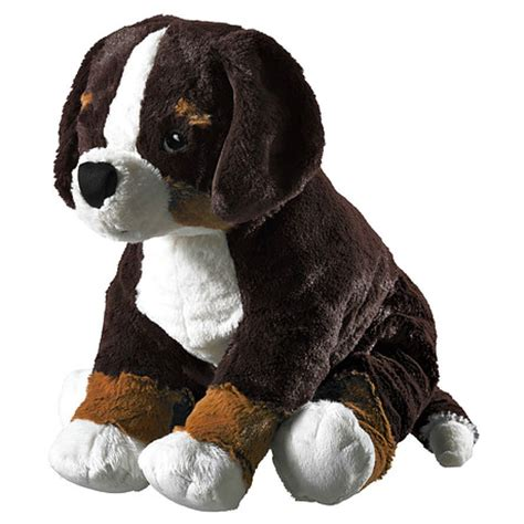 ikea dogs brand new ikea hoppig st bernard puppy dog kids soft