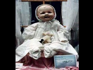 haunted dolls paranormal vision movement second sight a paranormal view haunted dolls the