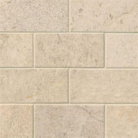 fliese sand coastal sand 3x6 subway wall tile let s get stoned
