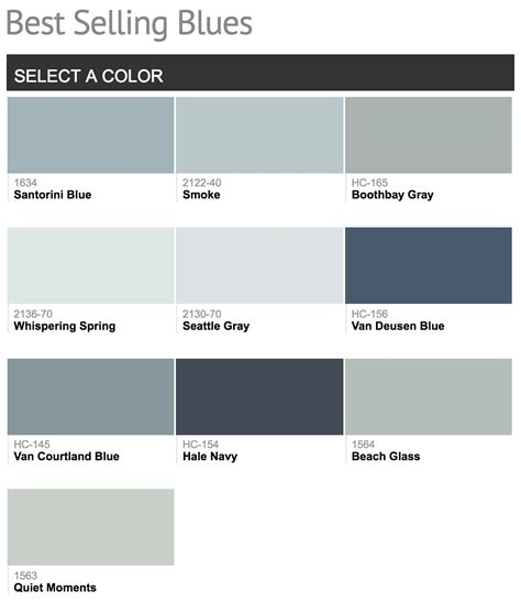benjamin paint colors best selling benjamin paint colors