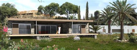 Maison Beton Bois by Une Construction Maison Beton L Habis