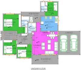 Small House Plans In Kenya 3 Bedroom House Floor Plans In Kenya Beautiful Popular 3