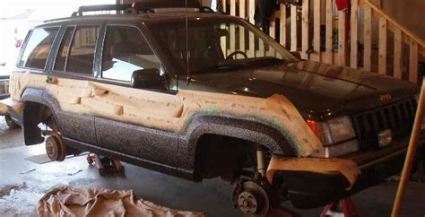 jeep spray in bedliner do it yourself spray on bedliner jeep forum