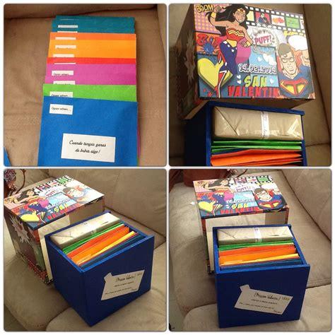 imagenes de regalos para mi esposo la caja incluye comic 30 tarjetas open when y un regalo