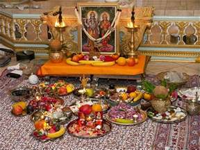 Home Decoration For Puja Wealth And Prosperity With Lakshmi Puja On Diwali Festivals In India Wealth And