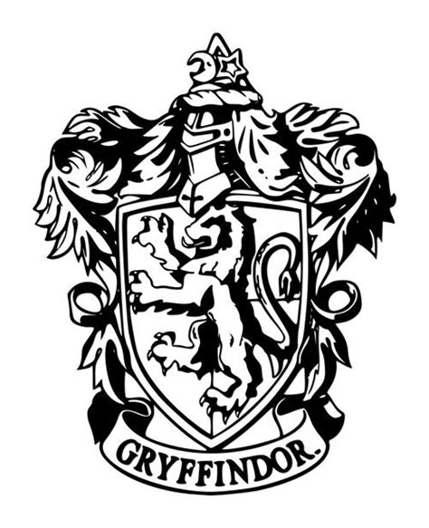harry potter coloring pages hufflepuff black and white hufflepuff pictures to pin on