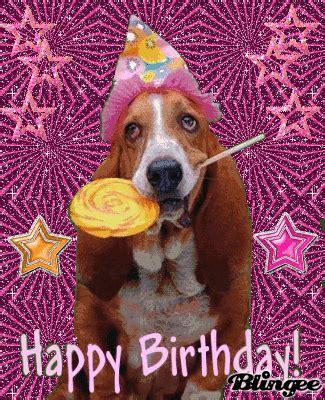 happy birthday puppy gif happy birthday gif images
