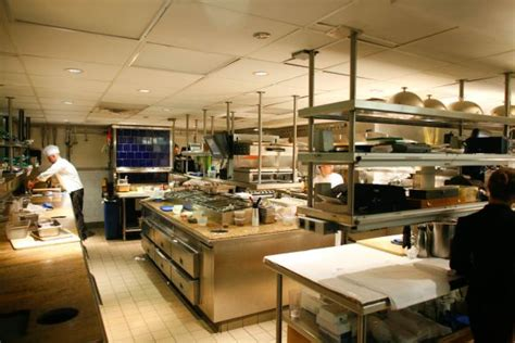 cafe kitchen design the complete guide to restaurant kitchen design pos sector