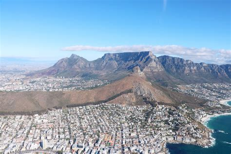 table mountain cape town new7wonders of nature