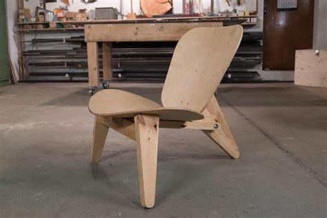 stuhl selber bauen design stuhl selbst bauen diy academy